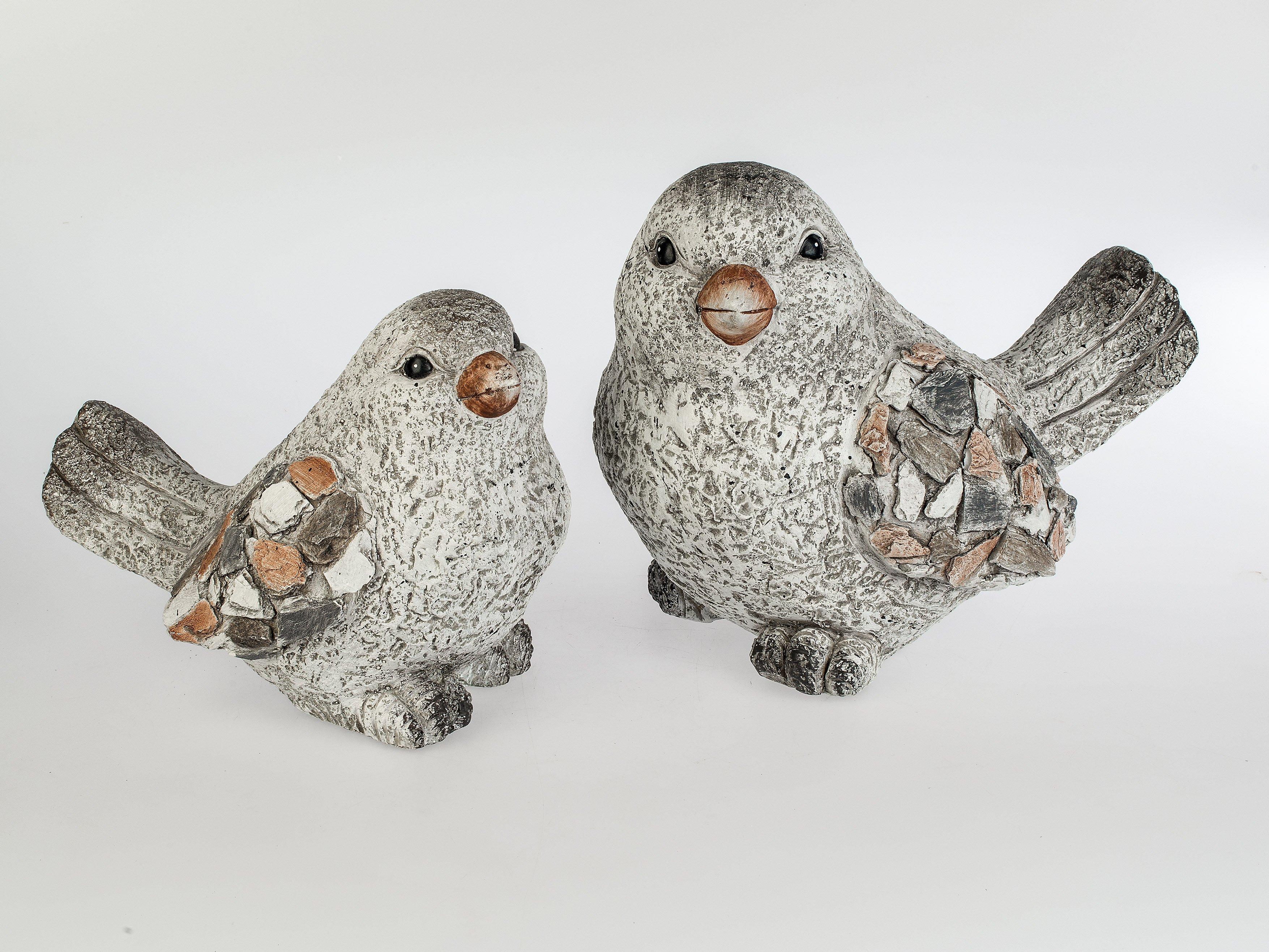 Vogel Stein-Mosaik - Geschenkhaus Bellm