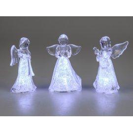 Engel 11cm Acryl Licht