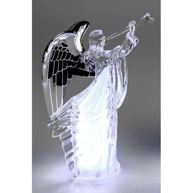 Engel 26cm Acryl Licht