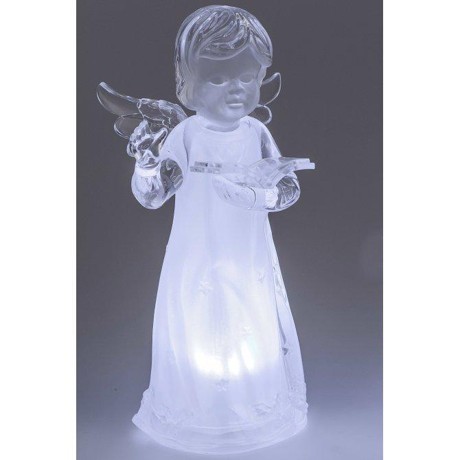 Engel 19cm Acryl Licht
