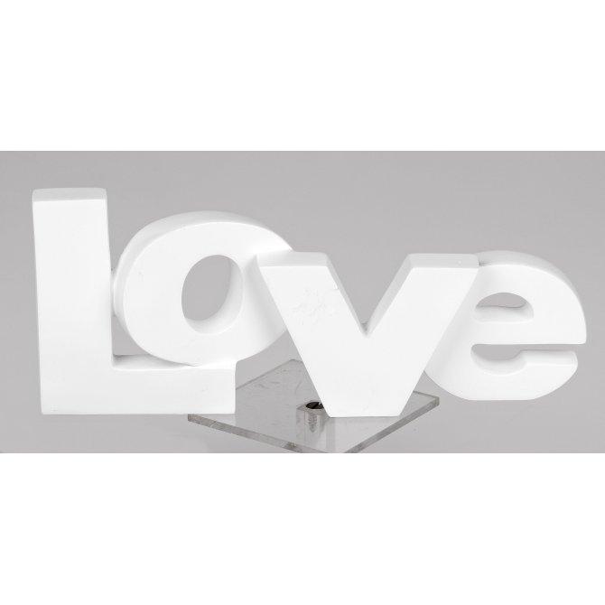 Schriftzug Love 33cm