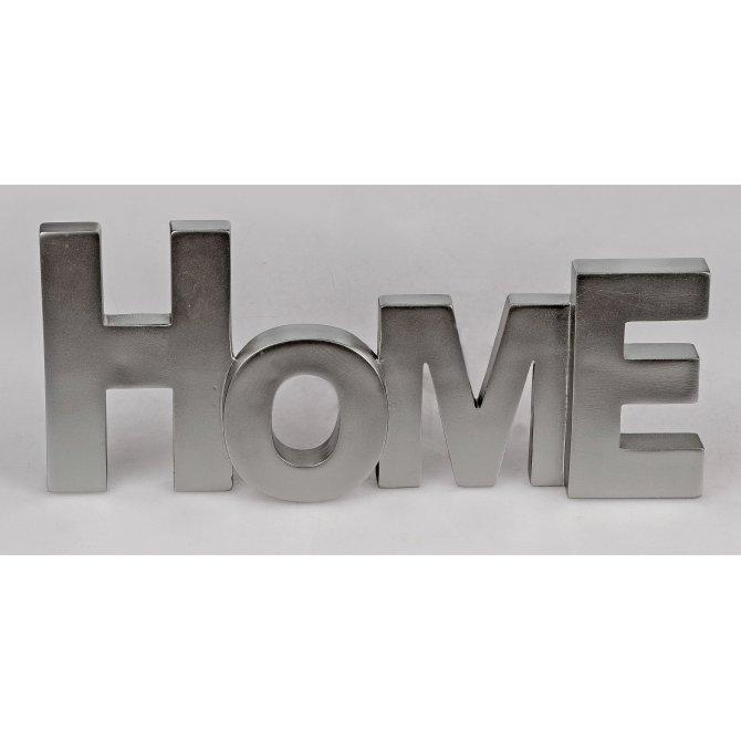 Schriftzug Home 33cm
