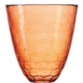 Windlicht 18cm Pastello apricot