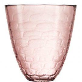 Windlicht 18cm Pastello rosa