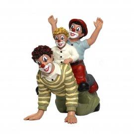 Gilde Clown - Der doppelte Reiter
