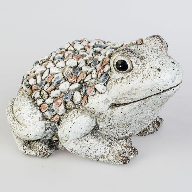 Frosch 30cm Stones