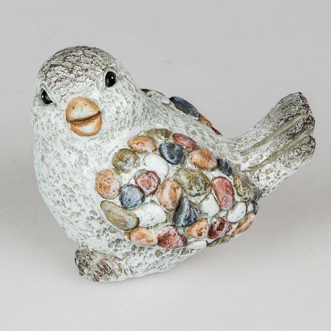 Vogel 14cm Stones