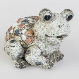 Frosch 13cm Stones