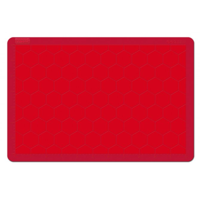 Backblechauflage Kaiserflex RED