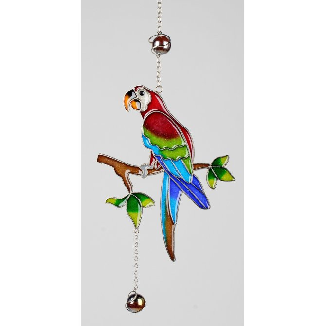 Hänger Papagei Tiffany