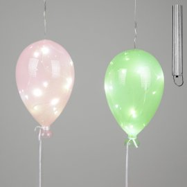 Deko-Ballon 20cm LED