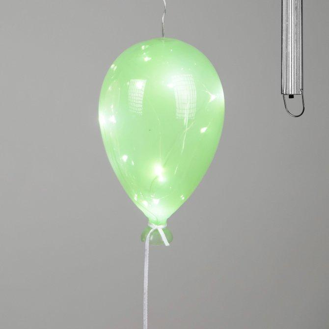 Deko-Ballon 16cm LED
