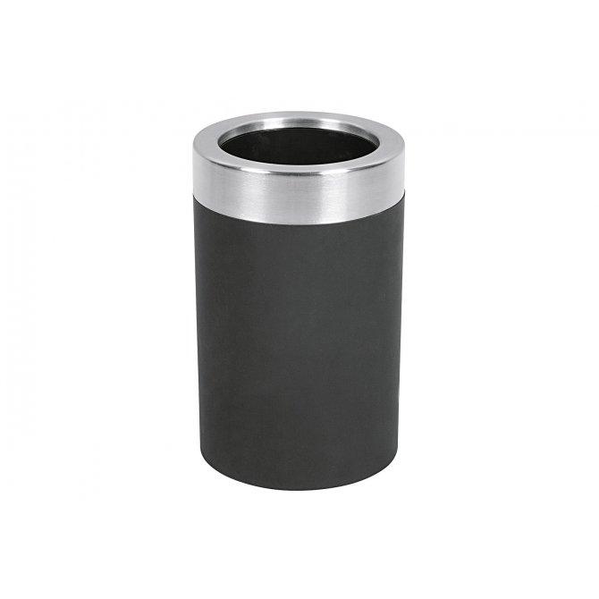 Thermo Flaschenkühler schwarz
