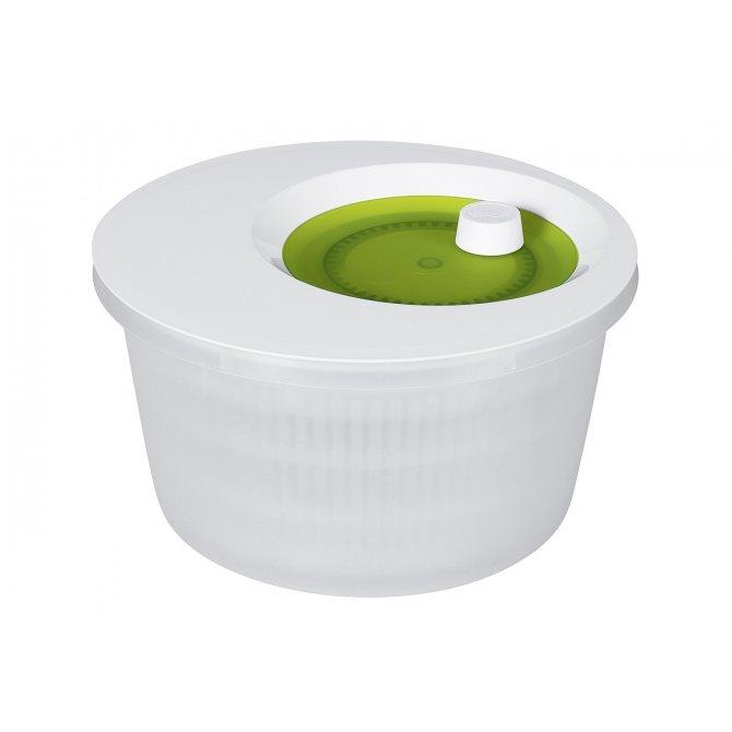 Salatschleuder Basic apfelgrün