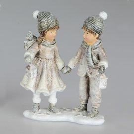 Kinderpaar 13cm Klassik Hand haltend
