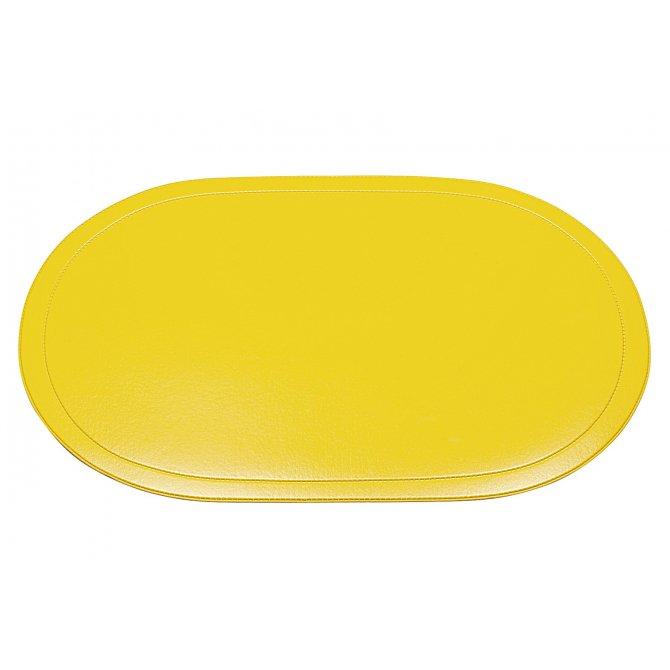 Tischset oval Kunststoff