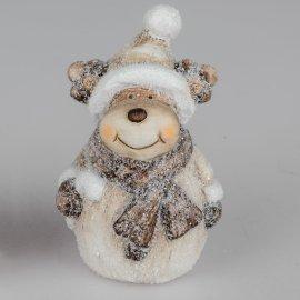Elch Frosty-creme 15cm