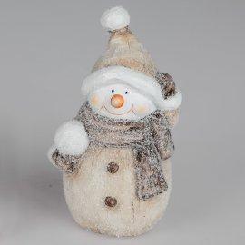 Schneemann Frosty-creme 20cm