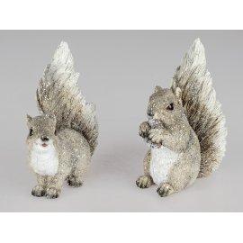 Eichhörnchen 15cm Winterzeit