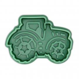 Traktor Präge-Ausstecher mit Auswerfer
