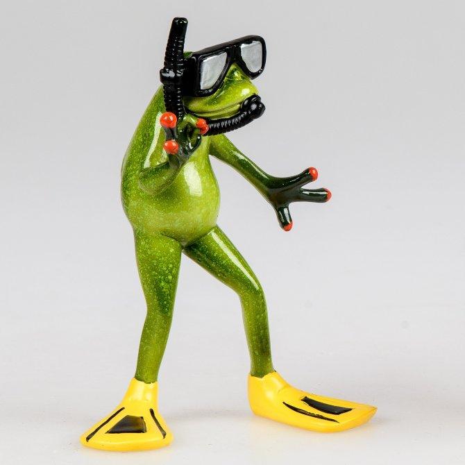 Frosch Taucher