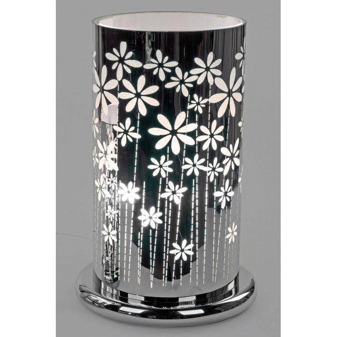 Lampe Blumen mit Stielen mit Touch-Bedienung
