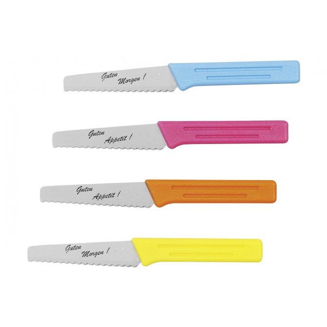 Frühstücksmesser mit Kunststoffgriff 19,5cm