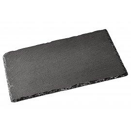 Servierplatte Schiefer 40x30cm