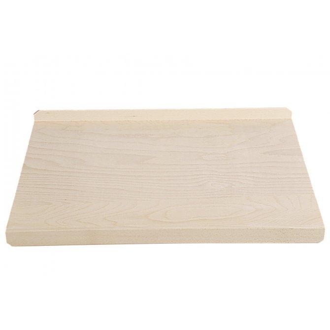 Backbrett Holz 68x48x4cm