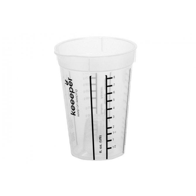 Messbecher Mario 250 ml