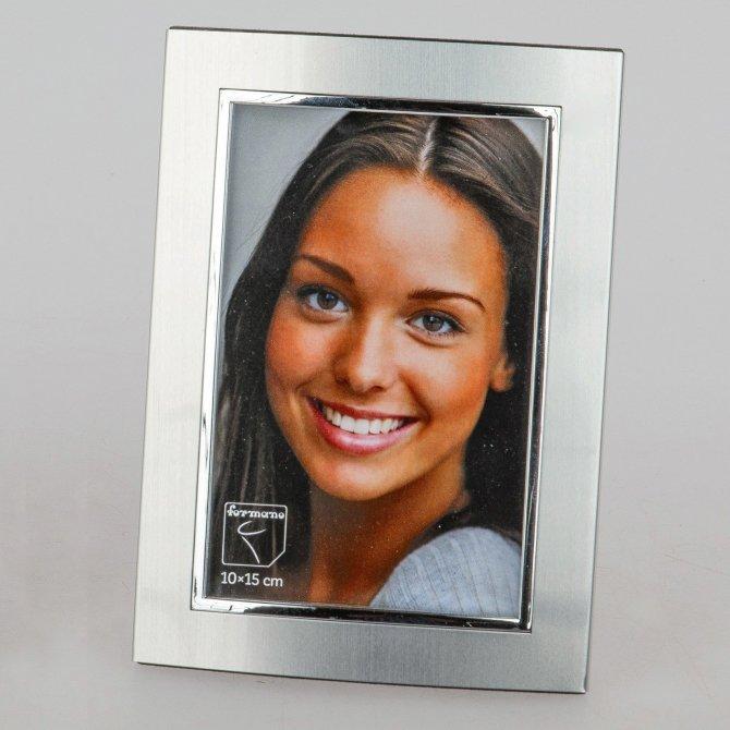 Fotorahmen Alu matt-glänzend