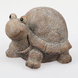 Schildkröte 35cm steinfarben
