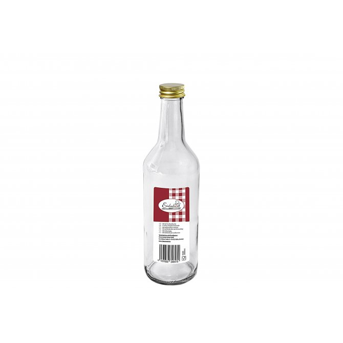 Gradhalsflasche Einkochwelt