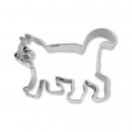 Prägeausstecher Katze 6,5 cm stehend