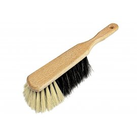 Handfeger nußbraun Haarmischung