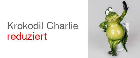 Figuren Kroko Charlie reduziert
